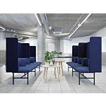 sofa Agora Tkanina: Xtreme Kolor: Xr026 Kolor podstawy: M115