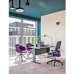 krzesło Sava Tkanina:  Atlantic, Runner Kolor:  A65037, R60999 Kolor podstawy:  3005