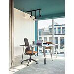 krzesło Sava Tkanina:  Xtreme, Runner Kolor:  Ys071, R60999 Kolor podstawy:  3005