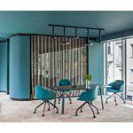 fotel Ultra Tkanina: Atlantic Kolor: A67030 Kolor podstawy:  M115
