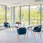 fotel Ultra Tkanina:  Atlantic, Synergy Kolor:  A66057, Lds88 Kolor podstawy:  0071