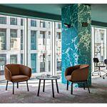 fotel Grace Tkanina: Xtreme Kolor: YS158 Kolor podstawy:  M115