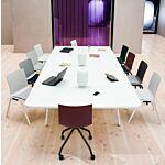 krzesło Shila Tkanina:  Xtreme Kolor: Xr009, Xr094  Kolor siedziska:  3423, 3419, 3420, 3421  Kolor podstawy:  M115, M011, M011, M012, M013, M016